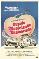 "Herbie Goes to Monte Carlo Spanish - 11"" x 17"""