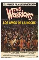 """Warriors El Primer Film - 11"""" x 17"""""""