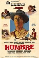 """Hombre Spanish - 11"""" x 17"""""""