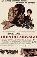 "Doctor Zhivago Spanish - 11"" x 17"""