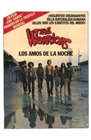 """Warriors Los Amos de la Noche - 11"""" x 17"""""""