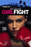 """Girlfight - 11"""" x 17"""""""