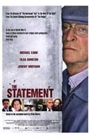 "The Statement - 11"" x 17"""