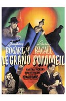 The Big Sleep Bright Wall Poster