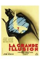 """Grande Illusion - 11"""" x 17"""""""