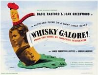 "Whiskey Galore - 17"" x 11"""