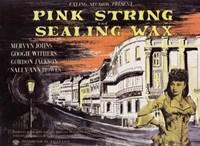 "Pink String and Sealing Wax - 17"" x 11"""