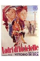 "The Bicycle Thief - Italian - 11"" x 17"""