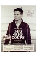 400 Blows - French Wall Poster
