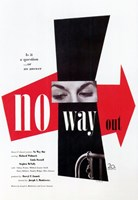 "No Way Out - 11"" x 17"""