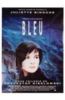 "Trois Couleurs: Bleu French Film Poster - 11"" x 17"""