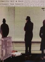 """Stranger Than Paradise Non-English - 11"""" x 17"""""""