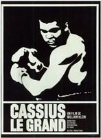 """Cassius Le Grand - 11"""" x 17"""""""