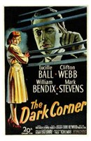 "The Dark Corner - 11"" x 17"""