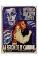 "The Two Mrs Carrolls - 11"" x 17"""