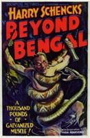 "Beyond Bengal - 11"" x 17"""