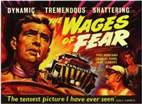 """Wages of Fear Dynamic Tremendous Shattering - 17"""" x 11"""""""