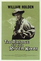 Bridge on the River Kwai Green Wall Poster