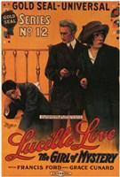 "Lucille Love - 11"" x 17"""