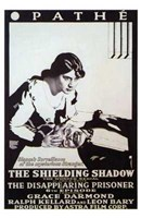 "The Shielding Shadow - 11"" x 17"""
