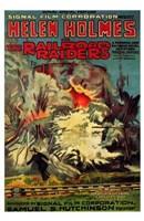 "The Railroad Raiders - 11"" x 17"""