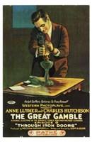 "The Great Gamble - 11"" x 17"""