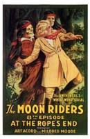 "The Moon Riders - 11"" x 17"""