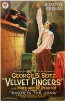 """Velvet Fingers - 11"""" x 17"""""""