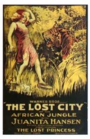 """The Lost City African Jungle - 11"""" x 17"""""""