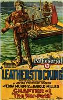 "Leatherstocking - 11"" x 17"""