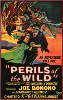"""Perils of the Wild - 11"""" x 17"""""""