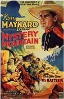 """Mystery Mountain - chapter 1 - 11"""" x 17"""""""