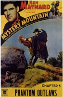 """Mystery Mountain - chapter 5 - 11"""" x 17"""""""