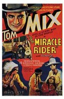 "The Miracle Rider Miracle Rider - 11"" x 17"""