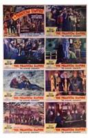 """The Phantom Empire Scenes - 11"""" x 17"""""""