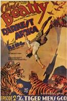 """Darkest Africa - Episode 2 - 11"""" x 17"""""""