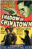 """Shadow of Chinatown Episode 1 - 11"""" x 17"""""""