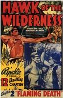 "Hawk of the Wilderness - 11"" x 17"""