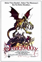 "Jabberwocky - 11"" x 17"""