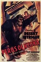 """Perils of Nyoka Chapter 1 - 11"""" x 17"""""""