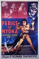 """Perils of Nyoka Chapter 6 - 11"""" x 17"""""""