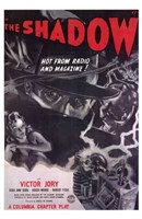 """The Shadow - 11"""" x 17"""" - $15.49"""