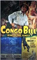 "Congo Bill - 11"" x 17"""