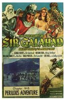The Adventures of Sir Galahad Wall Poster