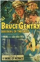 """Bruce Gentry - 11"""" x 17"""""""