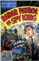 "Radar Patrol Vs Spy King - 11"" x 17"""