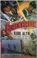 "Blackhawk - 11"" x 17"""