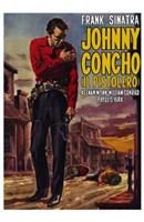 "Johnny Concho - 11"" x 17"""
