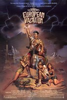 """National Lampoon's European Vacation - 11"""" x 17"""""""
