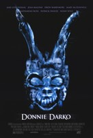 "Donnie Darko - Blue Skull - 11"" x 17"""